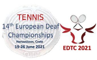 14. Mistrovství Evropy neslyšících (EDTC 2021)